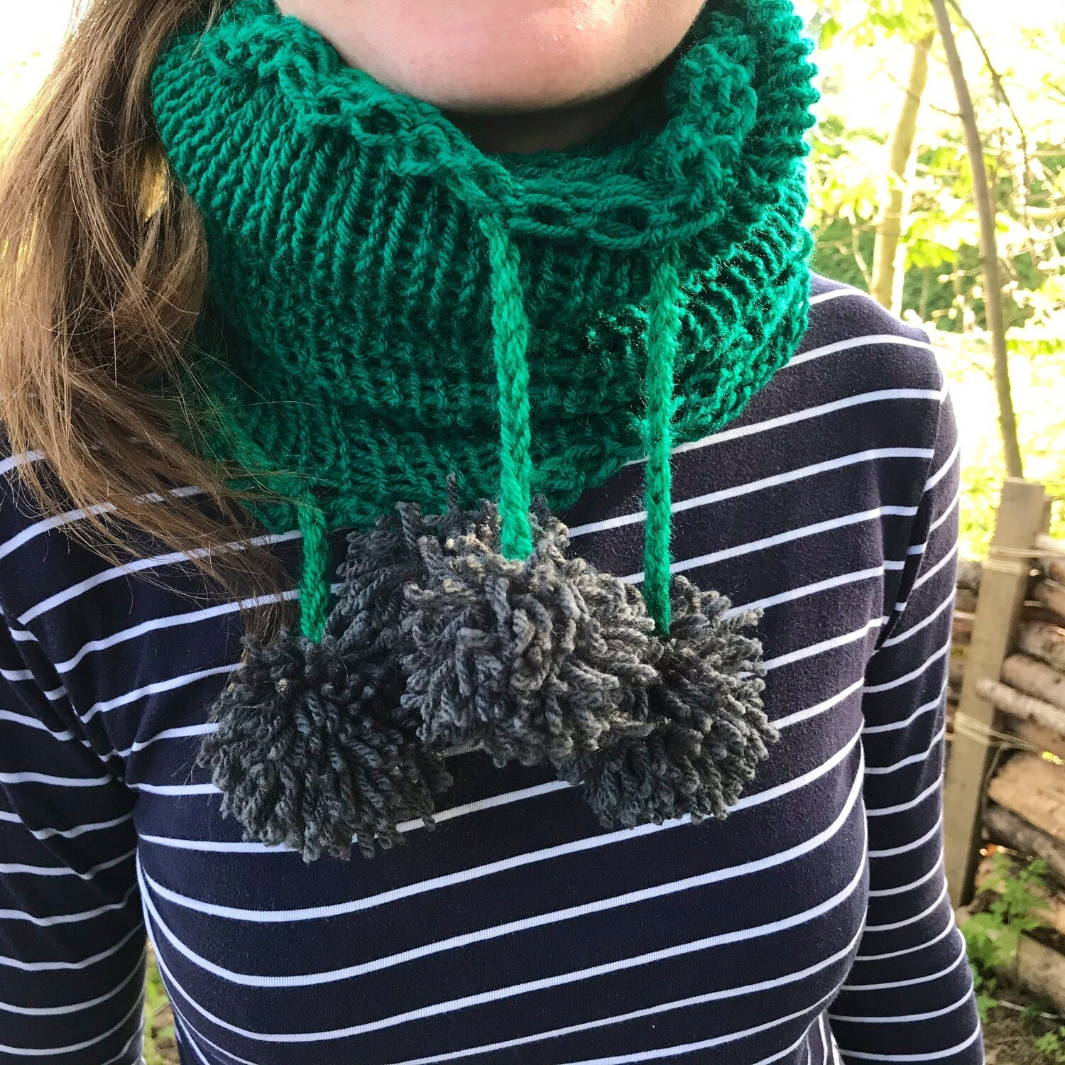Multi Snood Scarf