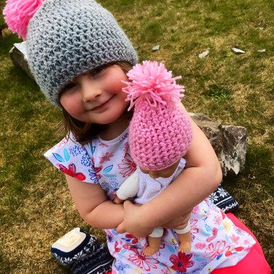 Cute Dolls Hat
