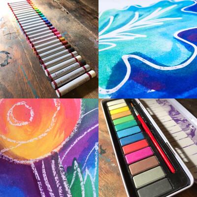 Create At Home Art Kits