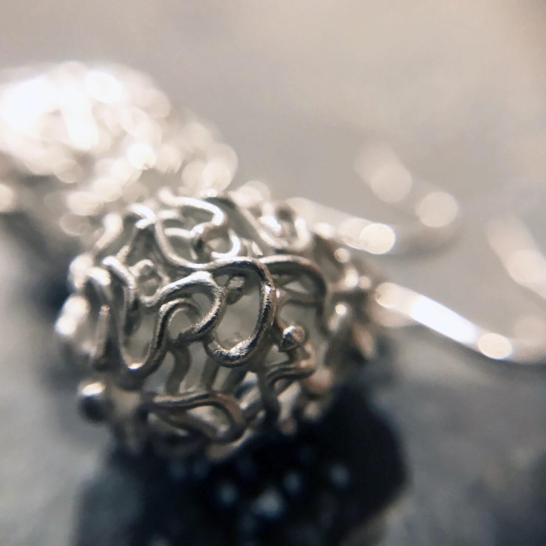 Intermediate Silver Jewellery Workshop