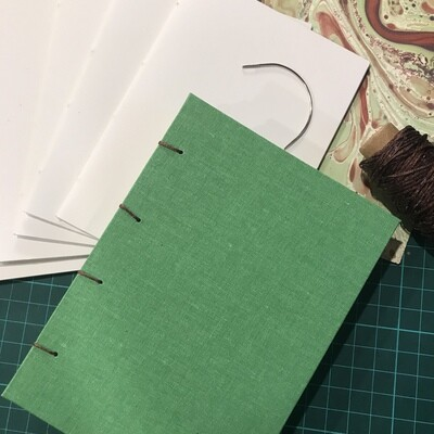Bookbinding Workshop Learn at Home In Your Own Time