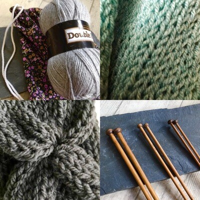 Knitting Course Learn at Home Live With Rachel
