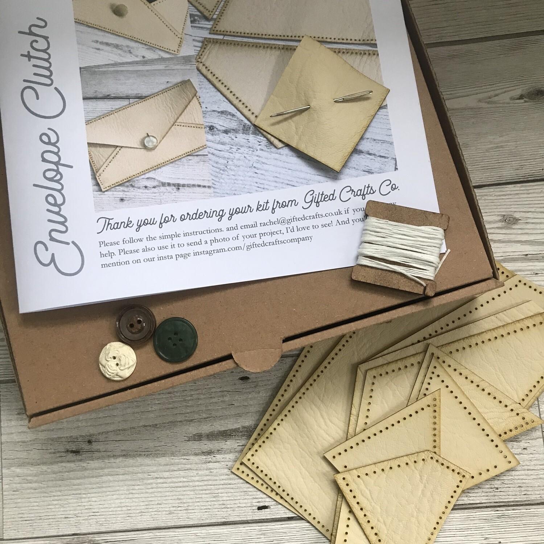 Fab Envelope Style Clutch Bag Kit