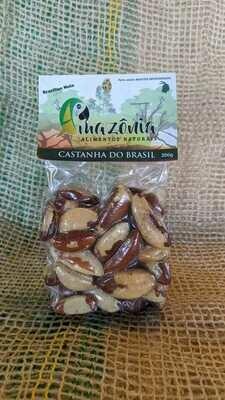 CASTANHA DO PARÁ 200g