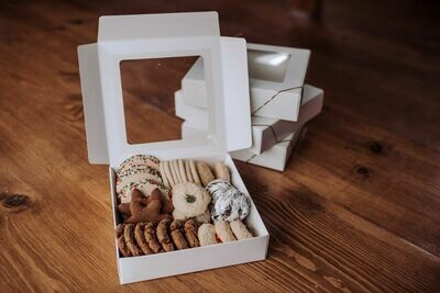 Holiday Cookie Box PRE-SALE