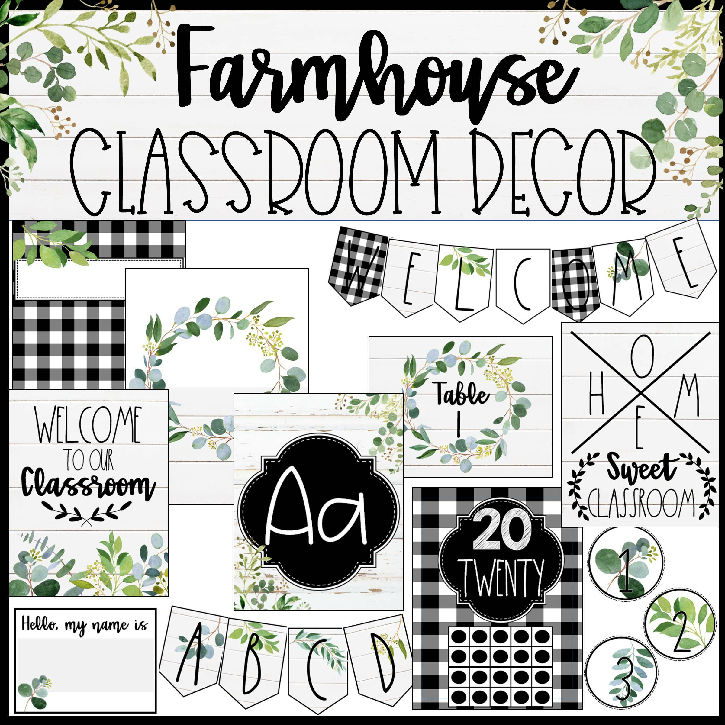 Classroom Decor Bundles