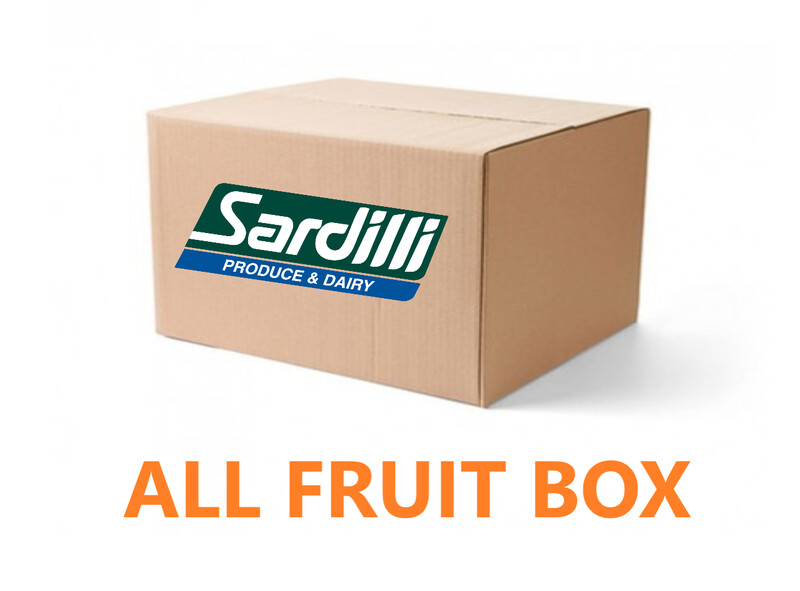 FRUIT BOX - FOR WEDNESDAY MARCH 3rd