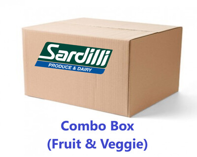 COMBO BOX - We combines the best of both the Veggie and Fruit to create a great combo box