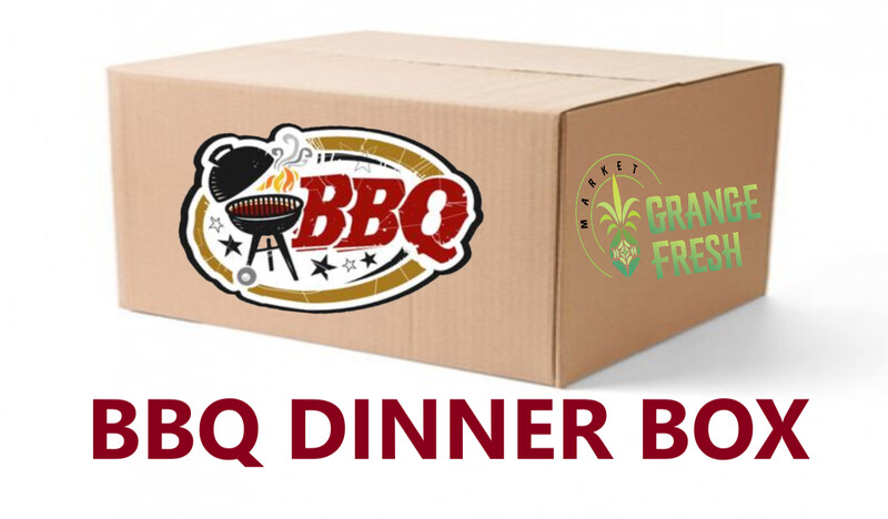 BBQ DINNER BOX - You asked us to bring it back so we did, The Dinner box is back with Pulled Pork, Mac & Cheese, Corn Bread and Cookies.