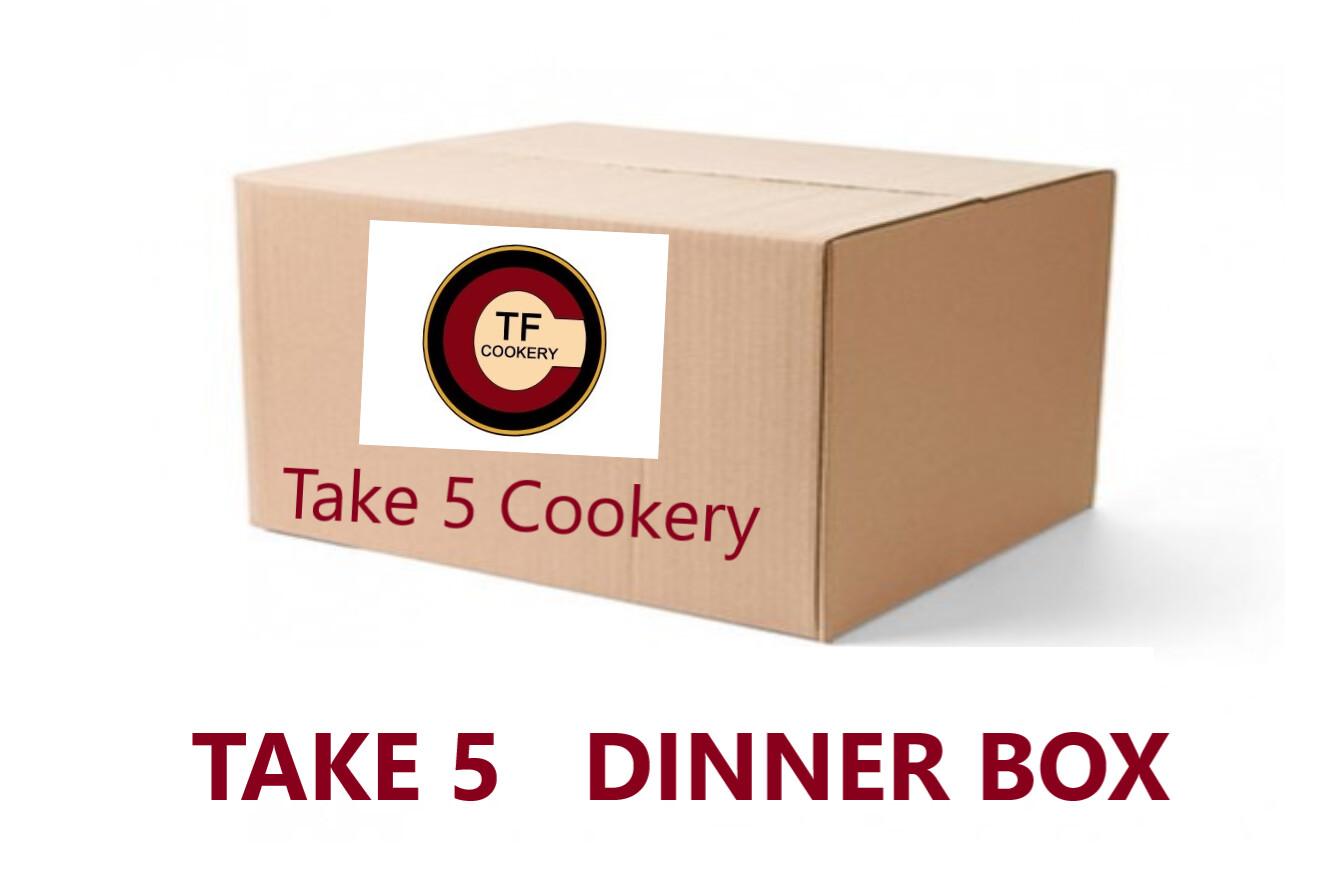 DINNER BOX - Lasagna Box