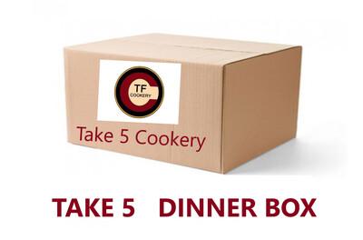 DINNER BOX -