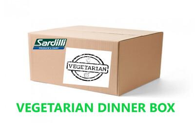 VEGETARIAN DINNER BOX -