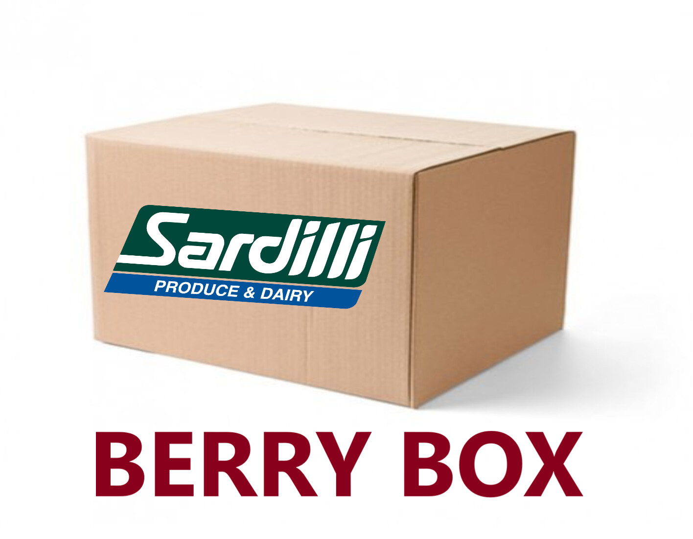 BERRY BOX - WANT JUST BERRIES? MAY 12th PICK UP