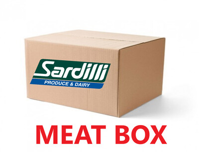 MEAT BOX -Last week for the Meat Box