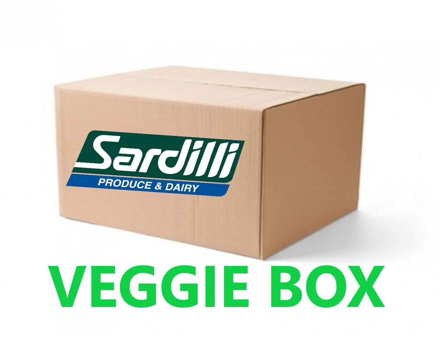 VEGGIE BOX -