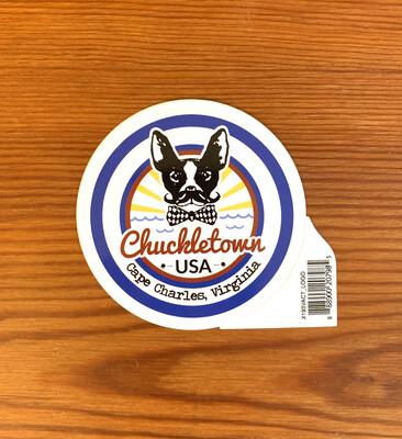 Stickers Chuck Rays