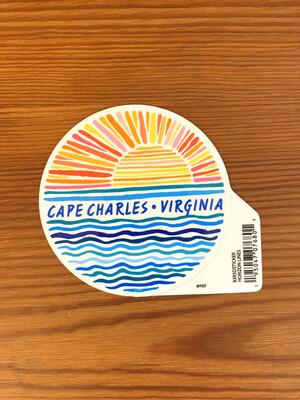Stickers Horizon Lines  CC VA
