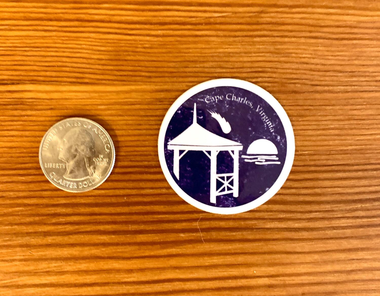 Stickers Mini CC Meteor Impact