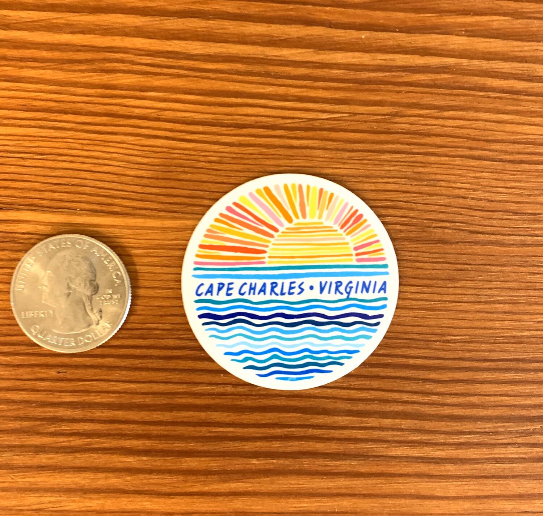 Stickers Mini Horizon Lines