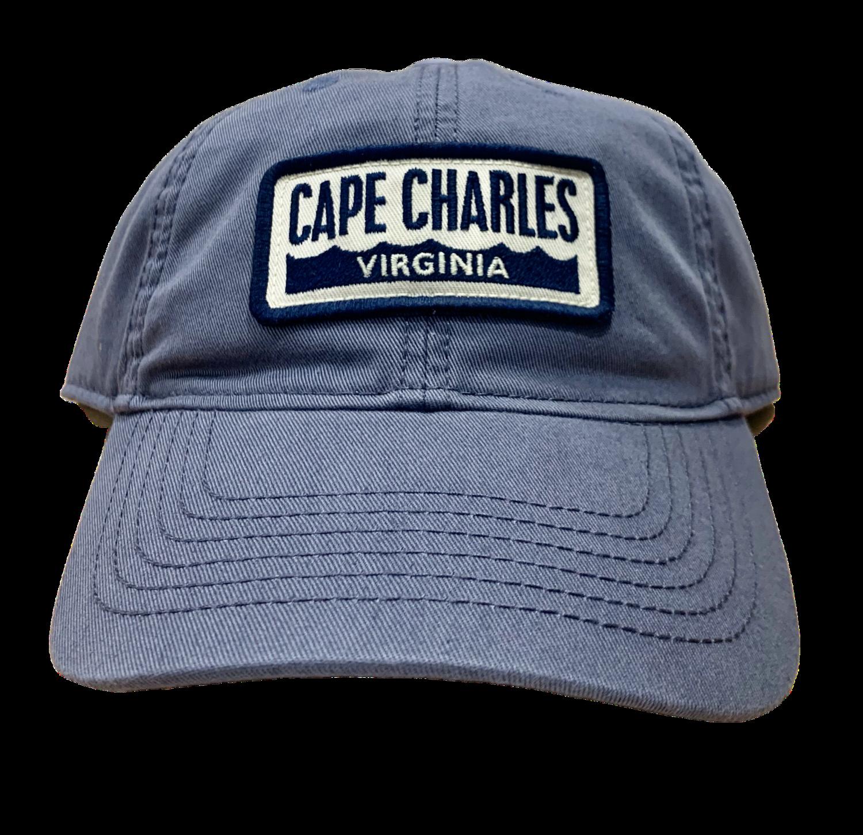 Hat A CC Wave Slate  Blue EZA