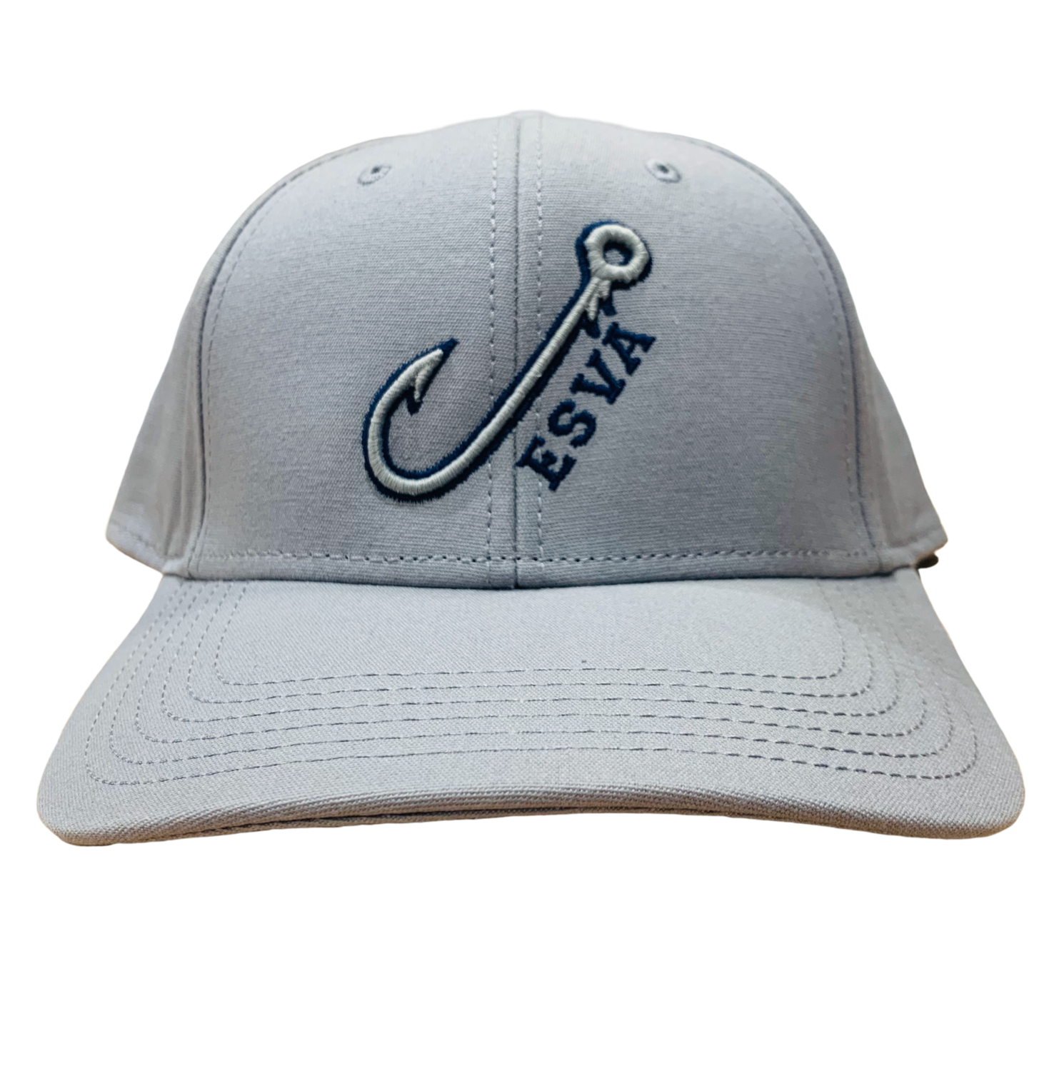 Hat A Mid-Pro Light Gray ESVA Hook