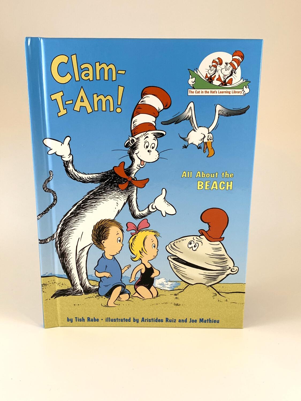 Book Clam I Am