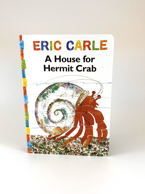 Book A House For Hermit Crab