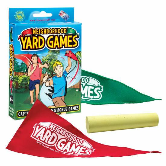 Toy Neighborhood Yard Games