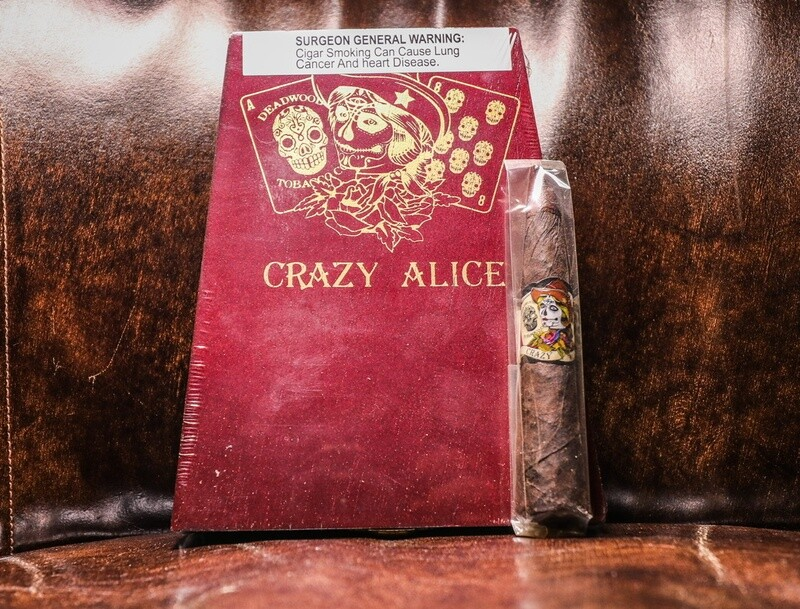 Crazy Alice, DE Deadwood, 10's