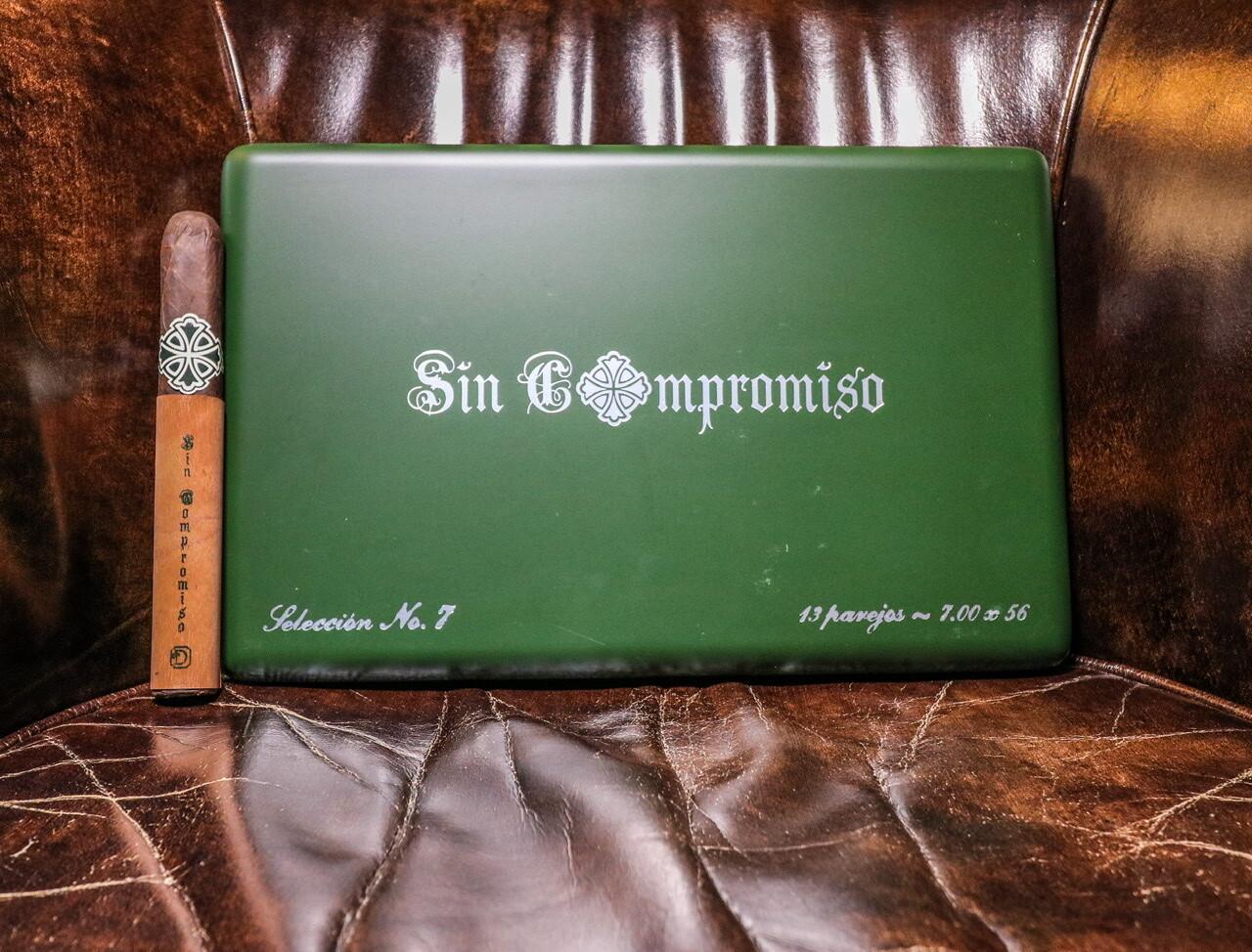 DTT Sin Compromiso Seleccion No. 7 Parejo 7x56, 13's