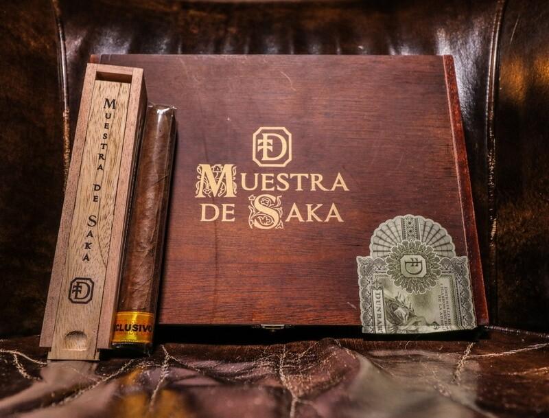 DTT Muestra de Saka Exclusivo 6x52, 7's