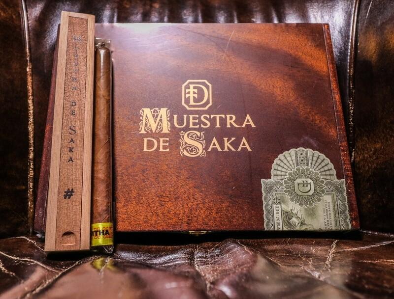 DTT Muestra de Saka # NLMTHA Lancero 7x38, 7's