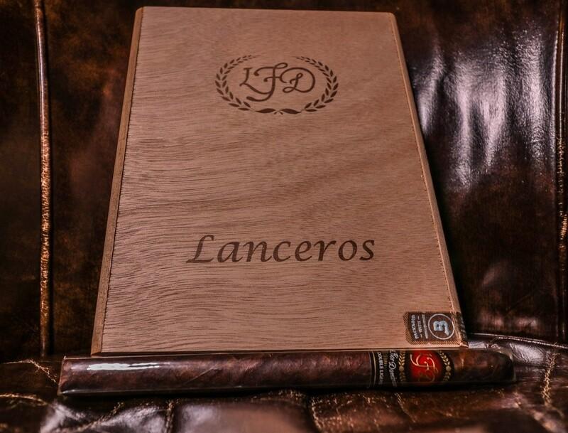LFD DL Lancero Double Ligero, 20's