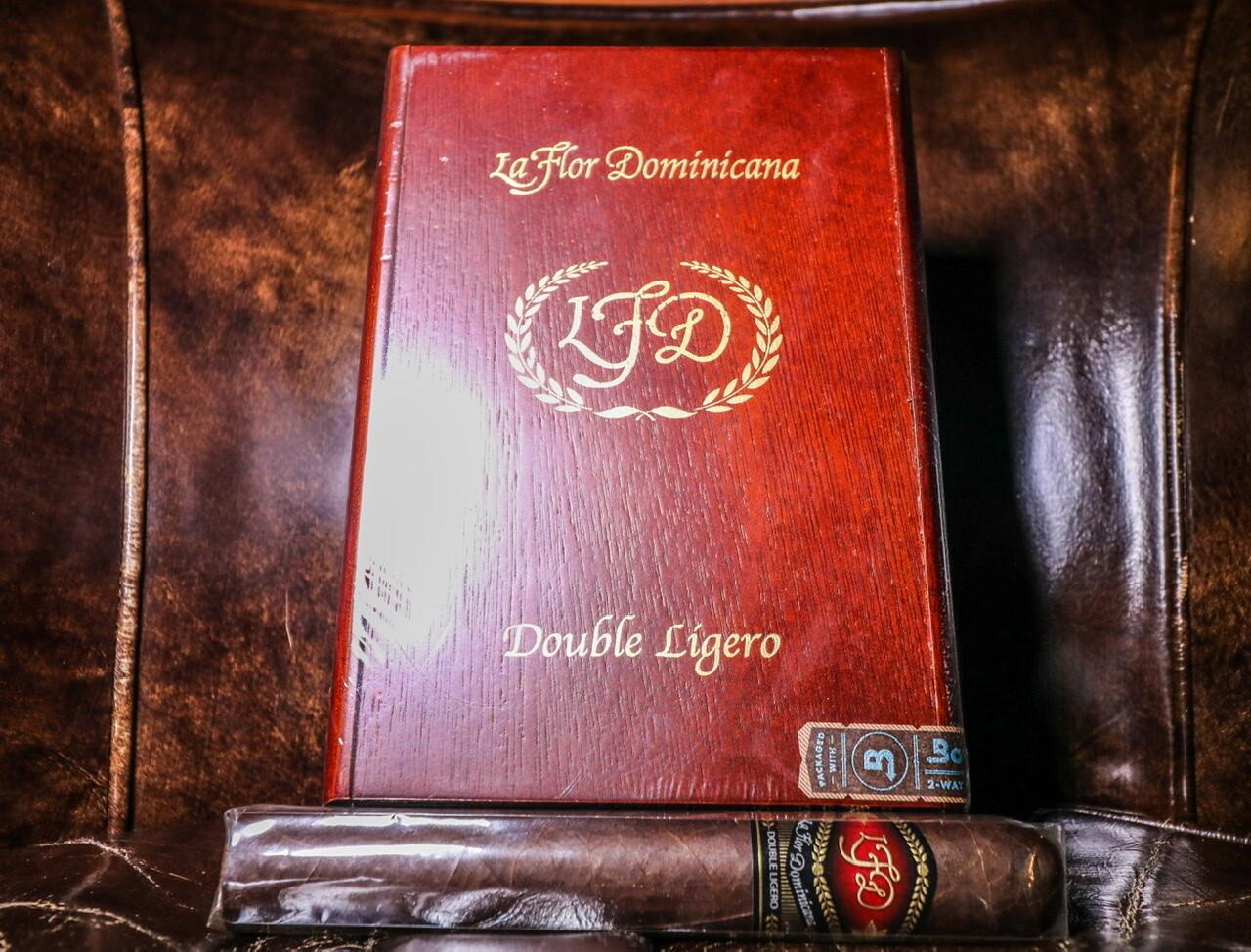 LFD Double Ligero DL-700 MADURO, 6-1/2X60, 20's DL700