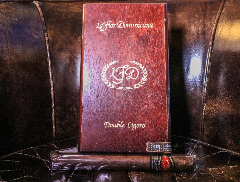 LFD Double Ligero Digger Maduro, 8-1/2x60
