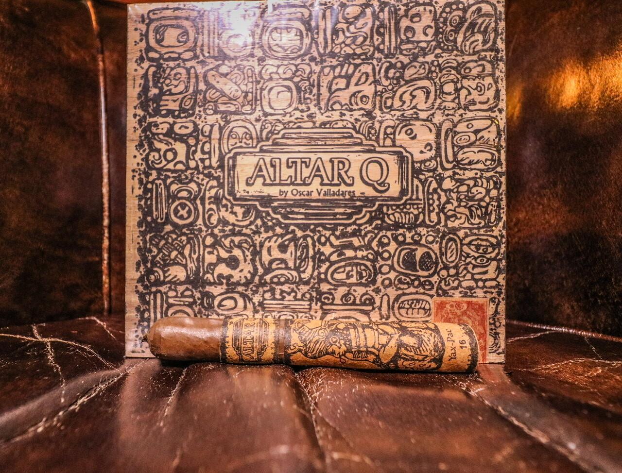 Altar Q Sumatra, 16's
