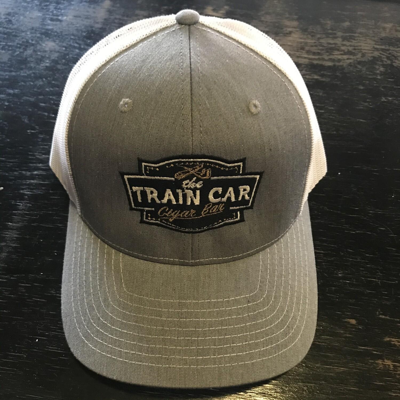 Cap - Baseball Hat Train Car Logo