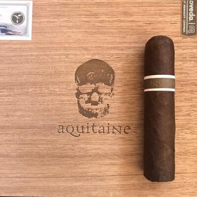 Mandible 4-1/2x60 Petite Gordo, Aquitaine, 24's