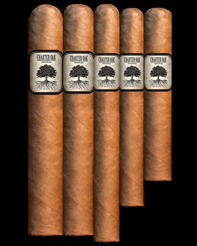 Charter Oak Shade Rothschild 4-1/2x50, 20's