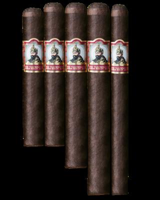 The Tabernacle CT-142 7x40 Lancero, 24's Havana Seed CT142