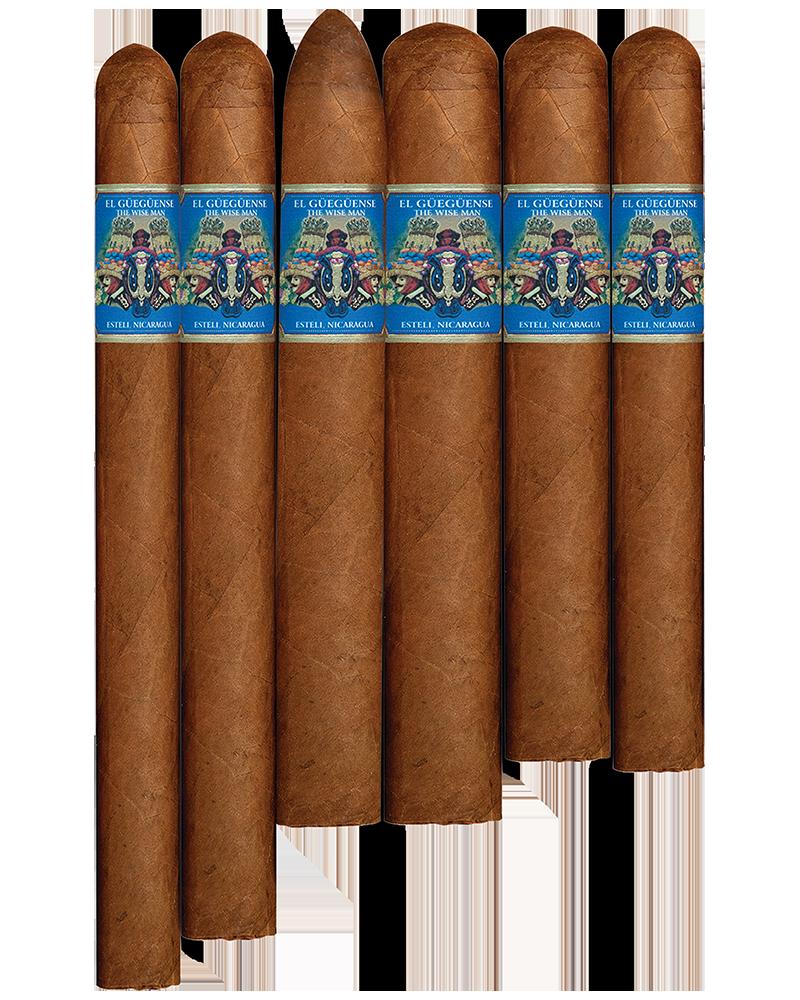 BLUE Lancero El Gueguense The Wise Man 7x40, 13's