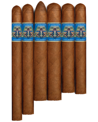 BLUE Lancero El Gueguense The Wise Man 7x40, 13's