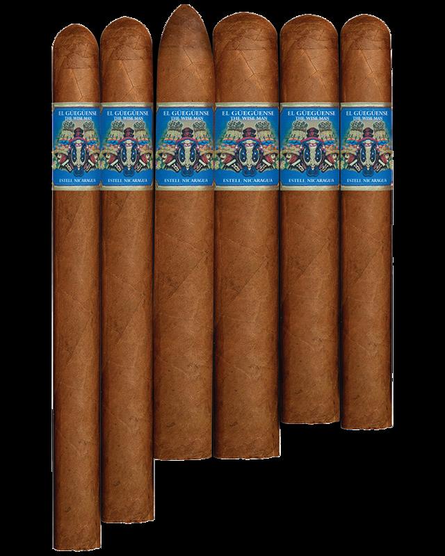 BLUE Toro Huaco El Gueguense The Wise Man 6x56, 25's