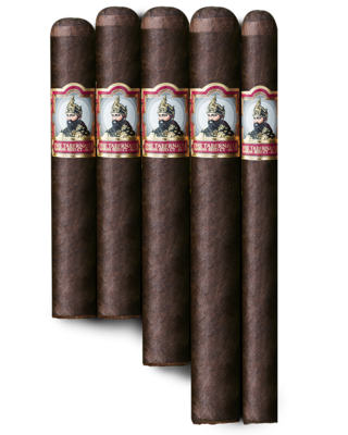 The Tabernacle CT-142 5-1/4x46 Corona, 24's Havana Seed CT142