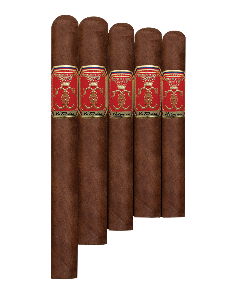 Victorian Highclere Castle Robusto 5x50, 20's