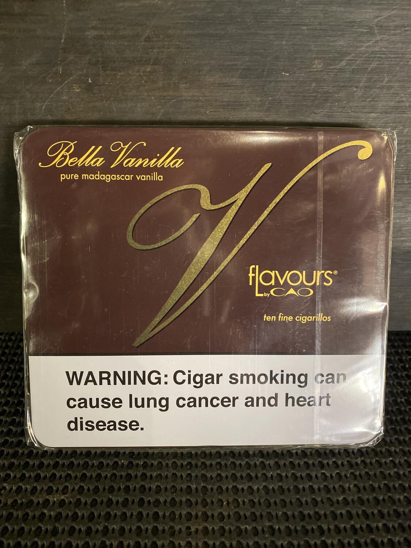 Bella Vanilla Cigarillos CAO Flavours 10-Pack Tin