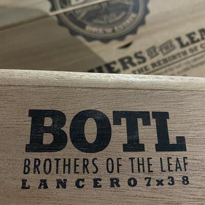 BOTL - Lancero 7x38, 15's Brothers of the Leaf Cigar