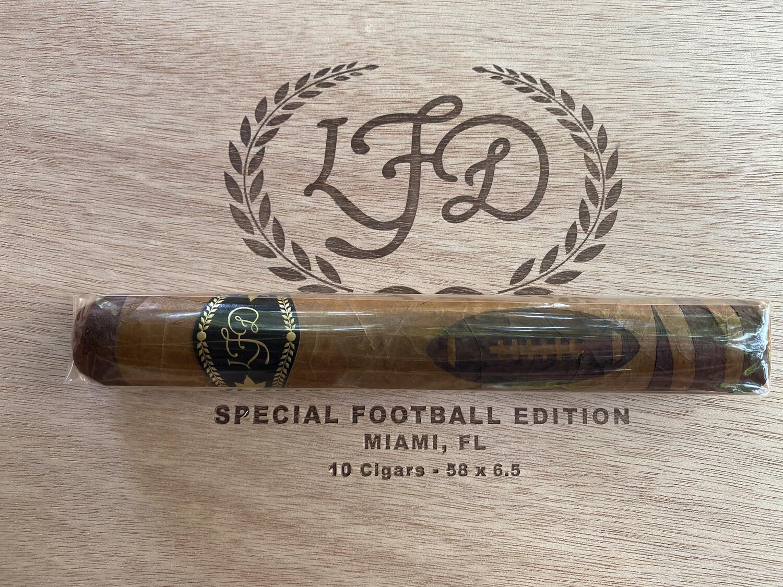 LFD 2020 Football Cigar