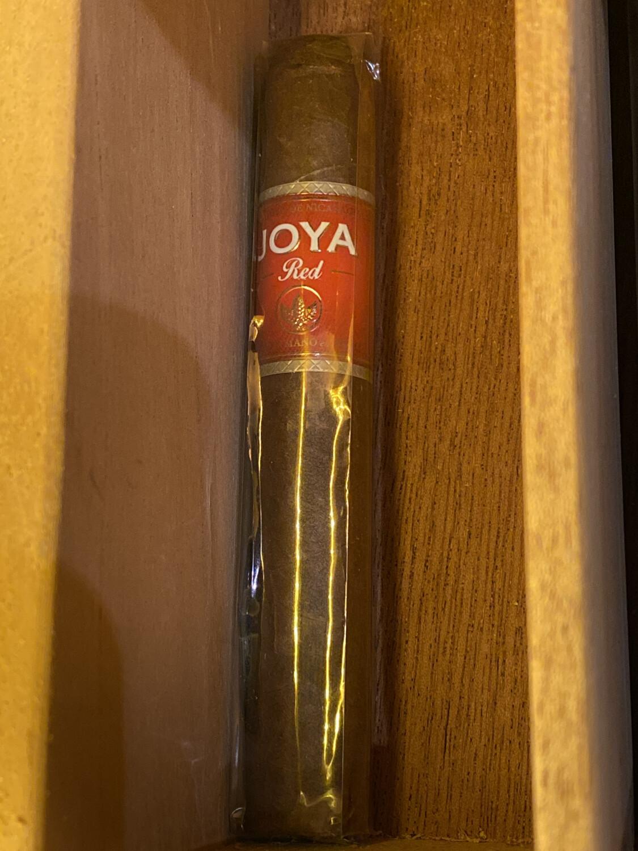 JdN Joya Red Robusto 5-1/4x50 Joya De Nicaragua, 20's