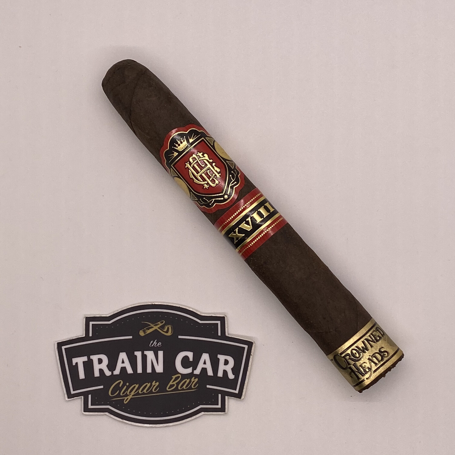 CHC Reserve XVIIII Full Court Press Limited Edition 5-7/8x52BP, 12's Crowned Heads Court